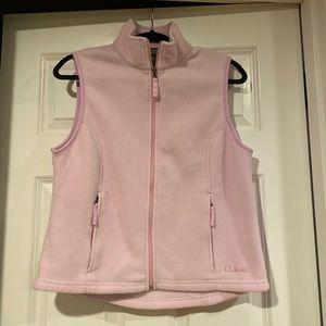 L.L.Bean Fleece Vest